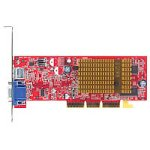 MSI Grafikkarte ATI RADEON 9250SE-T128 128MB DDR RAM AGP 8x, TV-Out