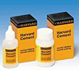 Beton endgültig-Plomben Harvard Cement Pulver + Flüssigkeit + Zusatzartikel