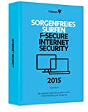 F-Secure Internet Security 2015 - 1 Jahr / 3 PCs