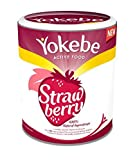 Yokebe Strawberry Weight Loss Shake -9 Portions by Yokebe by Yokebe