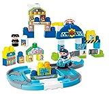 WinFun Kinder Polizeistation Police Station Polizei Auto Spielzeug Soundeffekte