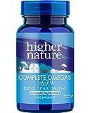Higher Nature Essential Omegas 3:6:7:9 - 180 Kapseln