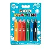 Waschbar Bath Crayons Kreative Bad-Zeit-Kunst-Spielzeug mit 6 Farben