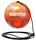 Derbystar Fußball Multikick, Orange, 1066500790