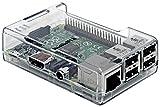 Premium Case für Raspberry Pi 3 Modell B Quad Core und Raspberry Pi 2 Modell B + (B PLUS)