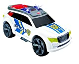 Dickie Toys 203308355 - Action Series Interceptor, Polizei-Monstertruck, 32 cm