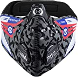2015 Respro Cinqro Anti Pollution Mask Camo XL