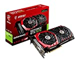 MSI NVIDIA GTX 1070 Gaming Z 8G Grafikkarte (HDMI, DP, DL-DVI-D, 2 Slot Afterburner OC, VR Ready, 4K-optimiert)