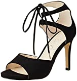 Another Pair of Shoes SiennaE1, Damen Sandalen, Schwarz (Black01), 37 EU (4 Damen UK)