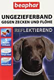 Beaphar 75425 Ungezieferhalsband für Hunde reflektierend, 65 cm