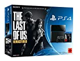PlayStation 4 - Konsole inkl. The Last of Us Remastered