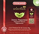 Teekanne Selection 1882 im Luxury Bag - Peppermint - erfrischend, wohltuend, 20 Portionen, 1er Pack (1 x 50 g)