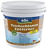 Söll 11785 TeichschlammEntferner - Gegen organischen Schlamm, trübes Wasser und unangenehme Gerüche im Gartenteich - 2,5 kg
