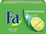 Fa Refreshing Lemon Festseife, 3er Pack (3 x 100 g)