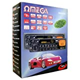 Omega 12070 Auto Stereo Kassetten Player, 4 Kanal Ausgang, LCD Display, AM/FM Radio
