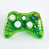 Xbox 360 controller pc wireless Pad-Game Transparent Grün