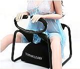 Sex Stuhl & Sex Aufblasbar Kissen titivate Leistungsstark Love Sexmöbel Erwachsene SexSpielzeug mit Multifunktions und Abnehmbar Sofa Elastic Chair für Paar