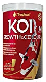 Tropical Koi Growth and Colour Pellet Size M, 1er Pack (1 x 7 kg)
