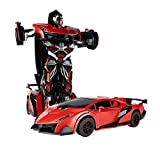 SainSmart Jr. RC Transformation Roboter, Fernbedienung Aktion Deformation Figur, Form-Schicht-Modell...