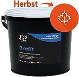 OXALIT Teichschlammentferner 2,5 kg wirkt sofort als perfekte Teichpflege im Herbst für alle Teiche Teichreinigung Schlammentferner Bodenschlamm Schlamm Gartenteich reinigen