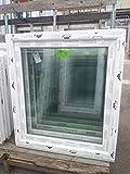 Kunststofffenster Seebach8000 100x120 cm (b x h), weiß, DIN rechts