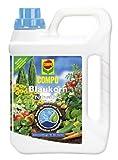 COMPO Blaukorn NovaTec flüssig, Universaldünger für den Garten, 2,5 Liter