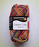 Hdk-Versand Schachenmayr Catania Color Strickgarn 100% Baumwolle (Bloom Color 217)