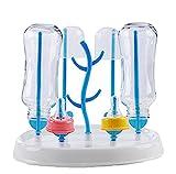 HENGSONG Praktische Flaschenständer Trockenständer für Flaschen und Flaschenzubehör, Einfache Demontage Flaschen Trockengestelle