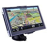 Navigationsgerät 15cm (7 Zoll) Display für LKW und WOHNMOBIL ,lebenslange Kartenupdates Die upgrade - version