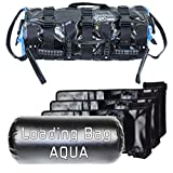 blackPack PRO Sandbag Set AQUA | Outdoor Fitness Training | individuell befüllbar für flexibles Krafttraining