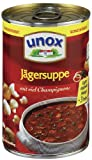 Unox  Konzentrat Jäger Suppe 3 Teller, 6er-Pack (6 x 382 ml)