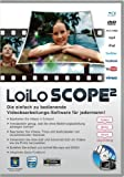 LoiLoScope2, Videobearbeitung, DVD Blu-Ray Software