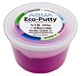 Therapieknete AQUA Eco Putty | PROFI-Line | 454 g (medium-soft | coral-pink)