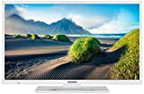 Telefunken XF32D401D-W 81 cm (32 Zoll) Fernseher (Full HD, Smart TV, Triple Tuner, DVD Player)