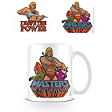 Pyramid International MG23427 Masters of The Universe I Have The Power Keramikbecher, mehrfarbig, 8,5 x 12 x 10,5 cm