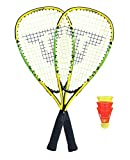 Speedbadminton Set SPEED 4000 im 3/4 Bag black/green, 490104