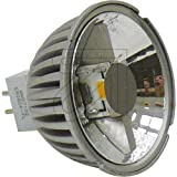 IDV LED-Reflektorlampe MR16 N V 4 W, GU5,3, 12 V AC/DC, 24 Grad, 828 MM 27104, 1567805