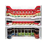 miniinthebox Spicy Regal Spice Rack und stapelbar Organizer Set von 1