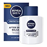 Nivea Men Protect & Care After Shave Balsam für Männer, 1er Pack (1x 100 ml)