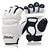Xinluying Boxhandschuhe MMA Handschuhe Boxsack Taekwondo Sparring Kampfsport Freefight Training Herren Damen Kinder