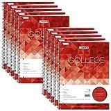 Landre' Collegeblöcke COLLEGE A4 kariert 10 Stück