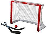 Bauer Knee Hockey Tor Set 30.5' Hockeytor, Rot, M