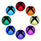 eXtremeRate® 16 pcs Xbox One Console Aufkleber Home Button Power Switch Sticker Skin für Xbox One...