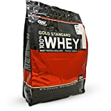Optimum Nutrition 100% Whey Gold Standard, 4540 g, Strawberry