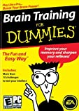 Brain Training For Dummies - PC by Electronic Arts