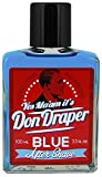 Don Draper After Shave Blue, 1er Pack (1 x 100 ml)