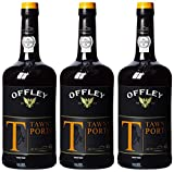 Offley Tawny Port, 19,5 % vol, 3er Pack (3 x 750 ml)