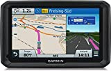 Garmin dezl 770LMT-D LKW Navigationsgerät - lebenslange Kartenupdates, DAB+, LKW-spezifisches Routing, 7 Zoll (17,8cm7 Zoll) Touch-Glasdisplay