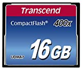 Transcend Extreme-Speed 400x 16GB Compact Flash Speicherkarte