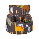 Ready Steady Bed Afrika Design Kinder Sitzsack Sessel